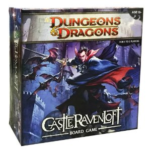 [Importado] Dungeons & Dragons: Castle Ravenloft