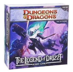 [Importado] Dungeons & Dragons: The Legend of Drizzt
