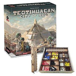 Teotihuacan: City of Gods + Insert em MDF