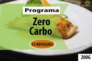 KIT 15 - ZERO CARBOIDRATO