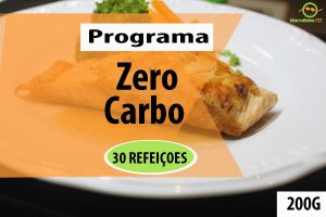 KIT 30 - ZERO CARBOIDRATO