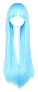 Peruca Longa - Azul