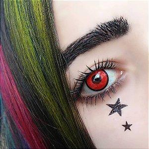Crazy Lens - Manson Vermelha