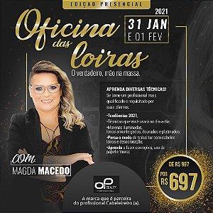OFICINA DAS LOIRAS - 31 de Janeiro e 01 de Fevereiro de 2021
