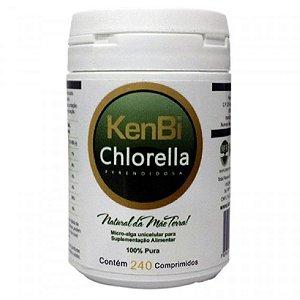 Chlorella 240 Comprimidos KenBi