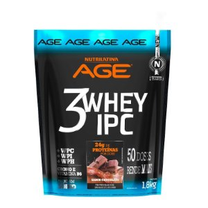 3Whey IPC AGE Pouch 1,8kg Chocolate
