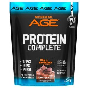 Protein Complete AGE 1,5Kg Nutrilatina Chocolate