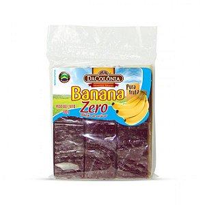 Banana Zero Cartela 180g DaColônia