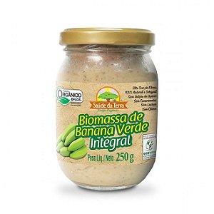 Biomassa de Banana Verde 250g DaColônia