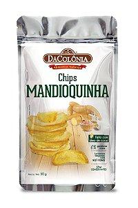 Chips de Mandioquinha 50g DaColônia