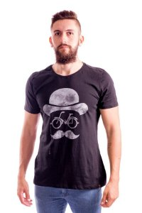 CAMISETA MASCULINA ESTAMPADA MR BIKE