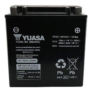 Bateria Yuasa YIX30L-BS |12V - 30Ah| Harley Davidson 1450, 1580 Touring