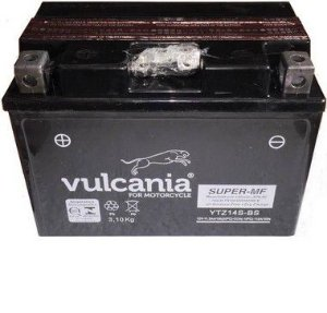 Bateria Vulcania YTZ14S Shadow 750 R1200GS Midnight 950 VMAX