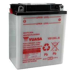 Bateria Yuasa YB12AL-A, 12V, 12Ah, XT 600Z Tenere, Aprilia 650 pegaso, BMW F 650 GS, FZR 600