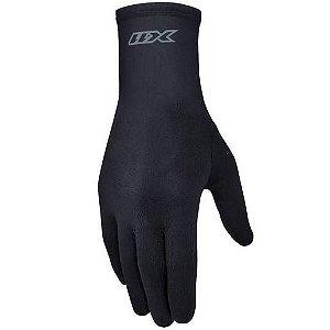 Luva X11 Thermic Preta Tecido Flexível e Arejado com Touch Screen
