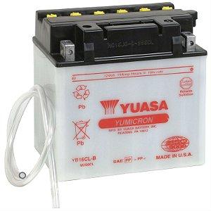 Bateria Yuasa YB16CL-B Jet SkI Sea-Doo Kawasaki Yamaha Todos