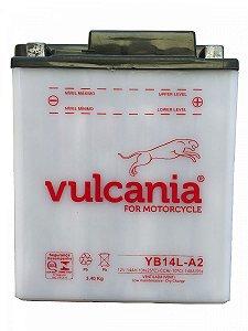 Bateria Vulcania YB14L-A2 CB750 XJ900 ZX-10R XTZ 750 Vulcan