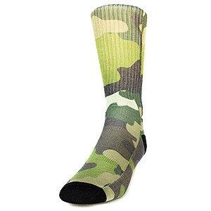 Meia Camouflage