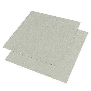 Placa de Mica Para Microondas 15cm x 15cm