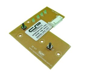 Placa Interface Electrolux LTE09 CP0991 64500189 64800628