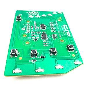 Placa Interface Lavadora Electrolux LTC10 12 15 LT11F LTD11 LT12F LT15F CP1435 64503063 64500135 Bivolt
