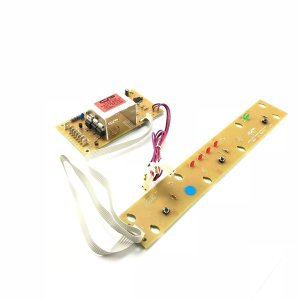 Placa Potência e Interface Lavadora Brastemp BWM05 BWM06 BWB22 CP0135 326009080 Bivolt