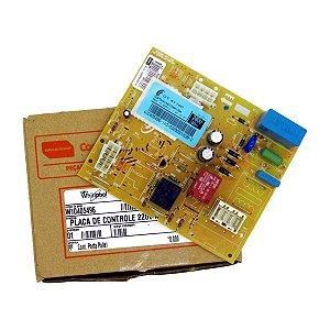 Módulo Controle Eletrônico Geladeira Consul CRM50 W10405496 220V