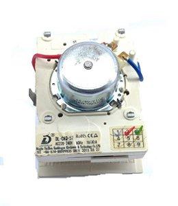 Timer Secadora Electrolux STR10 220v Original 11006084