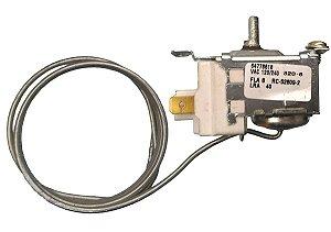 Termostato Frezzer Electrolux 1 porta F170 F210 FE18 FE22 RC52609-2 64778618