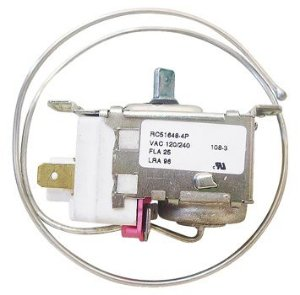 Termostato Frezzer Expositor Metalfrio Continental Baixa Temperatura RC51648-4