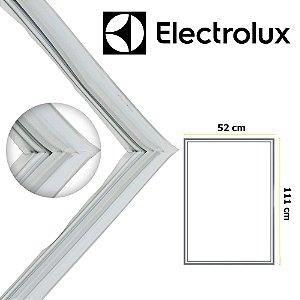Gaxeta Borracha Porta Refrigerador Electrolux Dc35 Df35 Df35a 111x52 Inferior