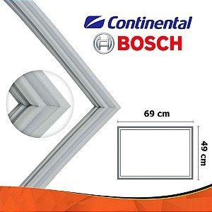 Gaxeta Borracha Porta Continental Bosch KDN46/47/48/49 69x49 Superior