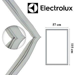Gaxeta Borracha Porta Refrigerador Electrolux Dc360 115x57 Inferior