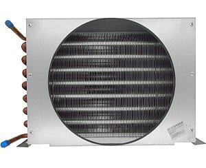 Condensador 1/4 Alumínio