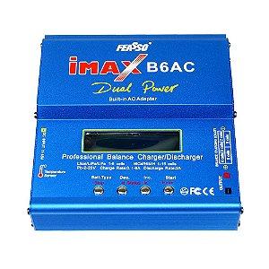 Carregador de Bateria Profissional IMAX B6 da FEASSO