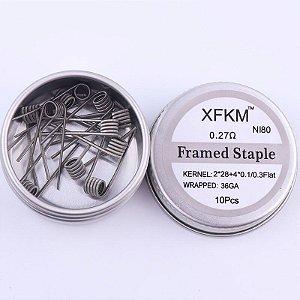 Coil Pre-Coiled XFKM (5 Pares)
