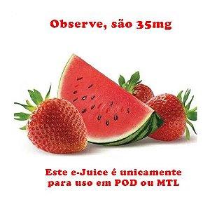 Straw-Melon 35mg SALT - 30ml