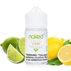 Naked GREEN LEMON 60ml