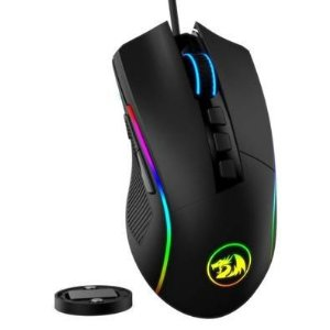 Mouse Gamer Redragon Lonewolf 2 Pro M721-PRO, RGB, 10 Botões, 32000DPI - M721-PRO