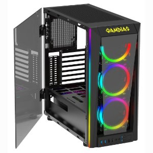 Gabinete ATX, Micro-ATX, Mini-ITX GamdiasTalos M1 Lite