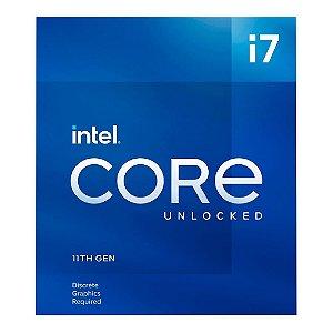 Processador Intel Core i7-11700KF 11ª Geração