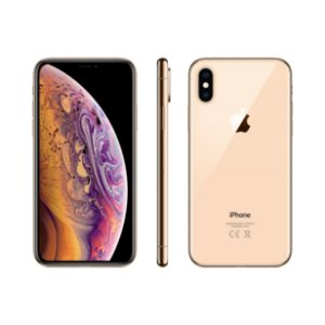 Frontal iphone XS ( trocada )
