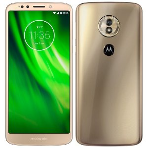Frontal Moto G6 PLAY ( trocada )