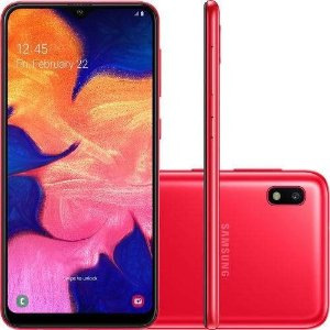 Frontal Samsung Galaxy A20