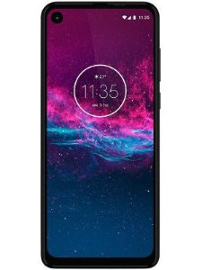 Frontal Motorola One Action