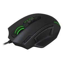 Mouse Gamer T-Dagger Major, RGB, 11 Botões, 8000DPI - T-TGM303