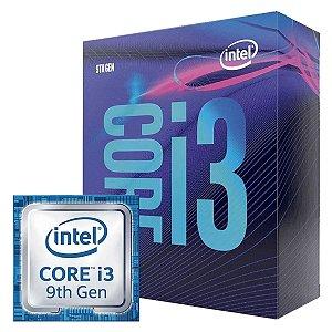 Processador Intel Core i3-9100F 3.6GHz 6MB