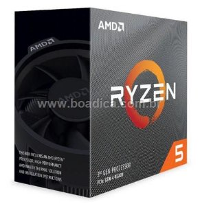 PROCESSADOR AMD RYZEN 5 3600X HEXA-CORE 3.8GHZ (4.4GHZ TURBO) 35MB CACHE AM4, 100-100000022BOX