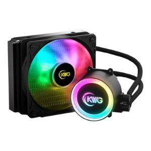 WATER COOLER KWG CRATER E1-120R RGB