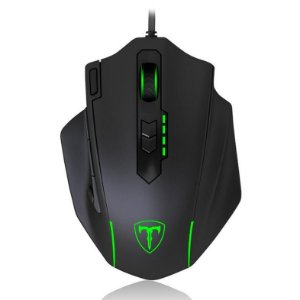 MOUSE GAMER T-DAGGER MAJOR RGB 8000DPI 11 BOTOES, T-TGM303
